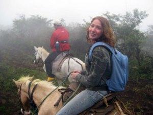Horseback to Sierra Negra