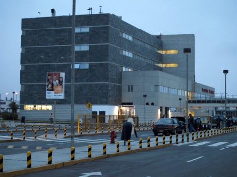 Lima Airport Ramada Hotel