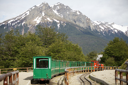 10 Best Railroad Journeys in South America – #3 End of the ...